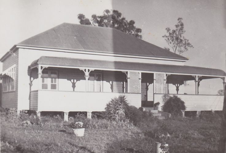 Brundah in 1956 after major renovations