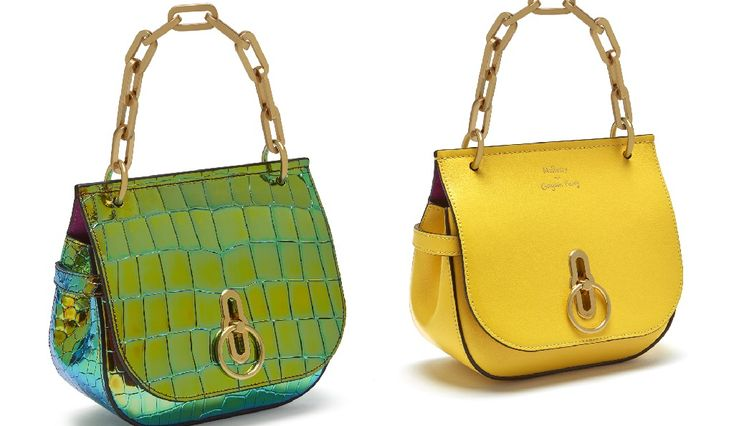 Fashion: Grayson Perry collaborates on new Mulberry Amberley bag