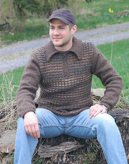 Men s Sweaters Knitting Patterns Free : 30 best images about Knitting - Men on Pinterest Vests, Cable and Birches