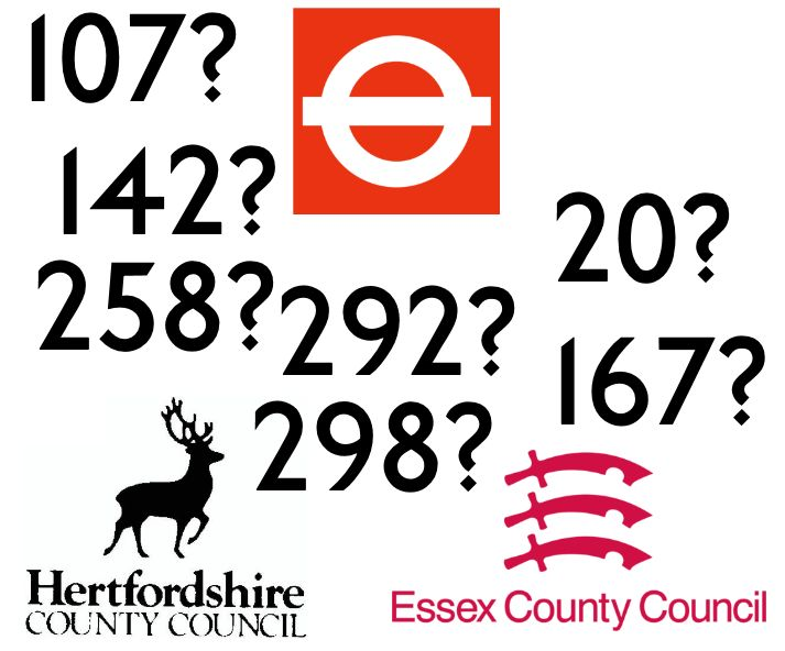 CLondoner92: Hertfordshire and Essex councils cut funding for L...
