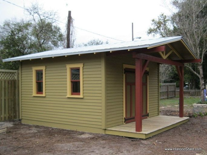 112 best images about craftsman bungalow on pinterest for Craftsman style storage sheds
