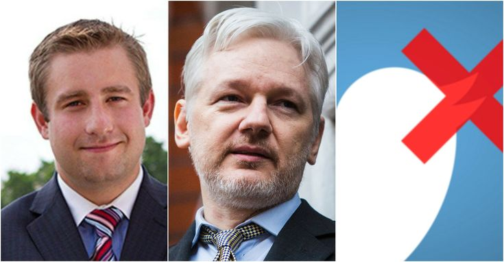 From Seth Rich To Disappearing Off Twitter — A Timeline Of Julian Assange's Wild And Crazy Week