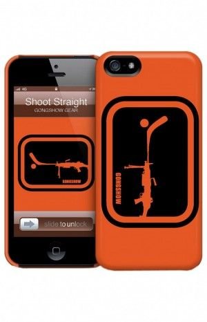 ShootStraight G-Shell (iPhone) GONGSHOW