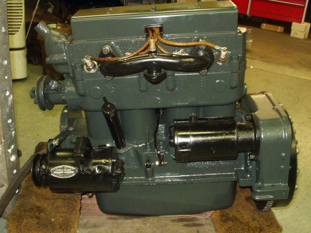 1928 Chevrolet 4-cylinder