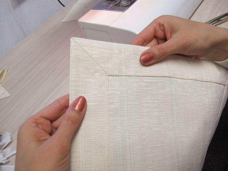 Как сделать красивыми уголки на салфетках.. Обсуждение на LiveInternet - Российский Сервис Онлайн-Дневников