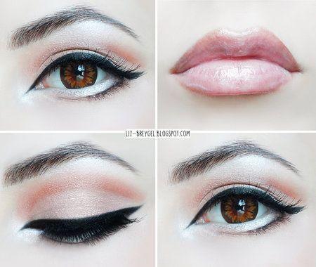 Eye Enlarging Makeup Tutorial - Celebrity Looks | Bellashoot