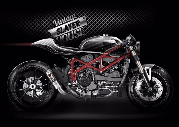 Ducati F Streetfighter