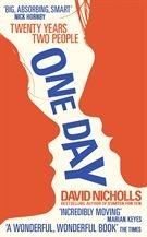 One Day by David Nicholls. Twenty years, two people, ONE DAY. 15th June. Em & Dex, Dex & Em.
