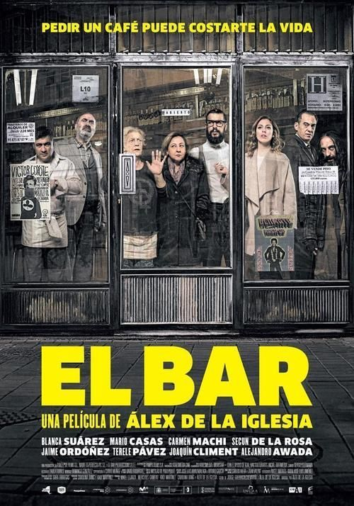 The Bar (2017) Full Movie Streaming HD