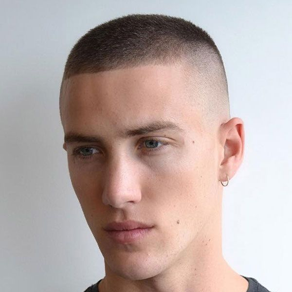 Really Short Men S Haircut Best Short Hairstyles For Men Cool Men S Short Haircuts Get Trendy Mens Haircuts Short Short Fade Haircut Really Short Haircuts