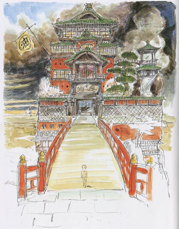 Studio Ghibli © Toho Company © Buena Vista International Sources: Minitokyo & Flooby Nooby