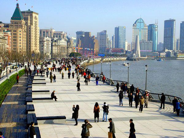 The Bund Shanghai