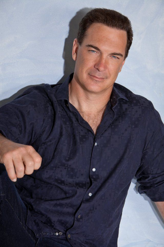Who's my BIGGEST celebrity crush you ask?? why it's patrick warburton, duh
