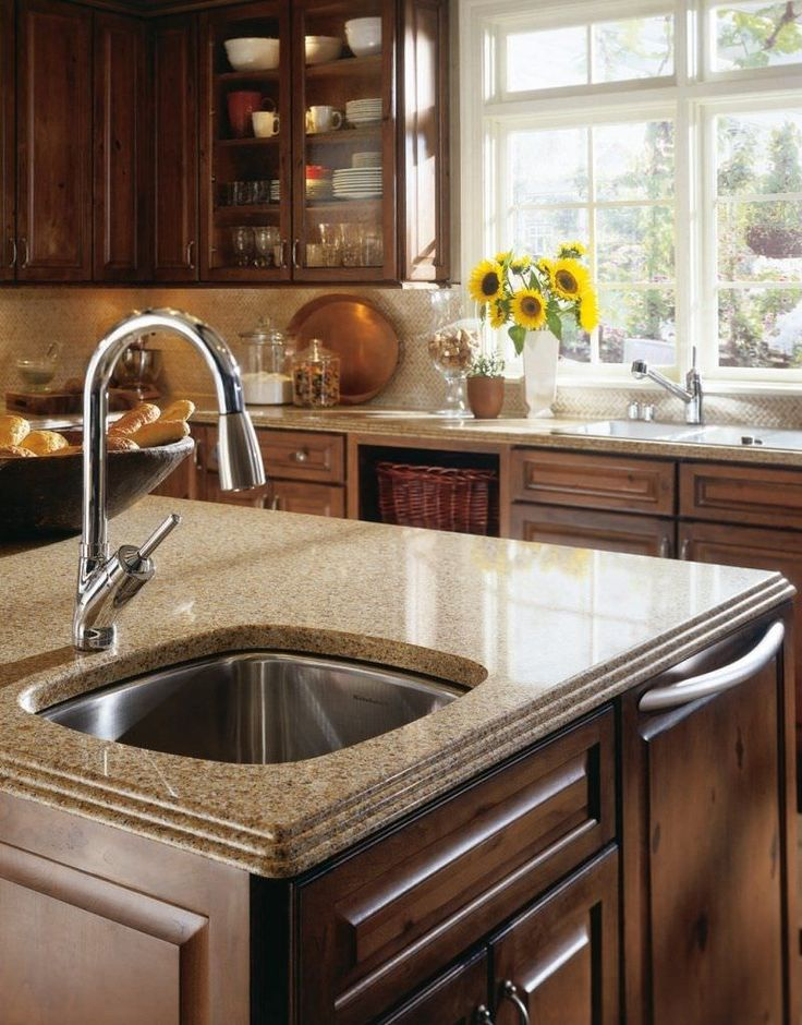 Silestone Bamboo quartz  Renovations  Home kitchens