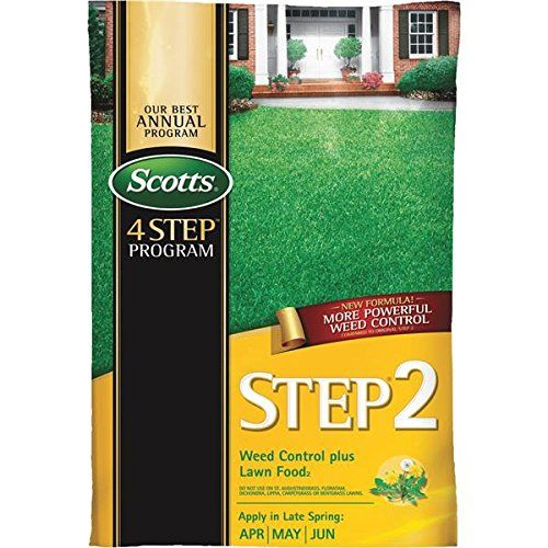Scotts 4 Step Program Step 2 Lawn Fertilizer With Weed Killer  1 Each >>> Click on the image for additional details.