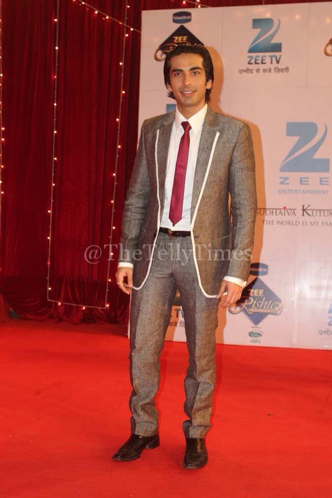 Mohit Sehgal wearing a suit