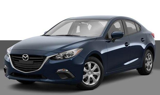 2015 Mazda 3 Perfect