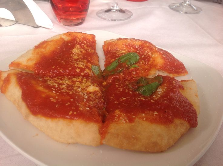 Montanara che passione! Ecco quella di Ciro Coccia della Pizzeria La Dea bendata di Pozzuoli