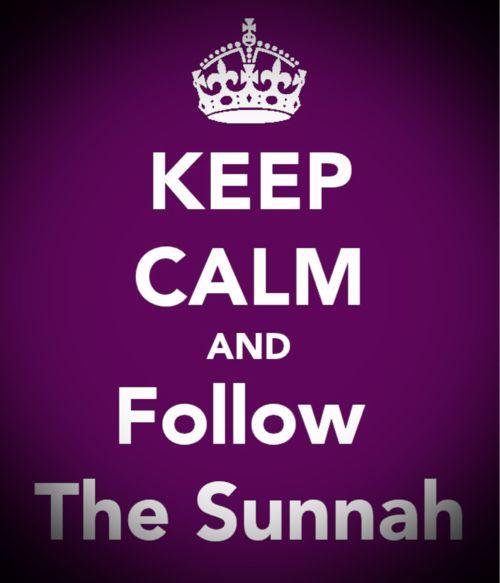 sunnah :)