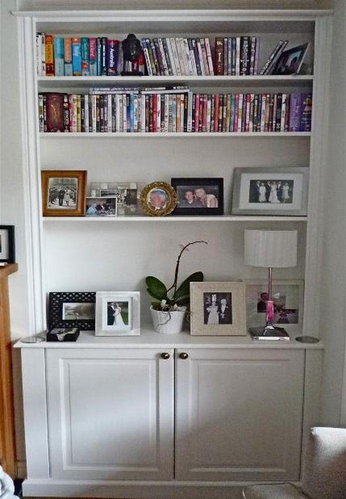 109 best images about alcove shelves on pinterest. Black Bedroom Furniture Sets. Home Design Ideas
