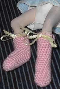 Bevs Baby Tube Socks