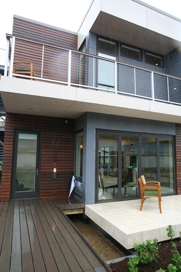 17 best images about modern house exterior siding on for Modern cement board siding