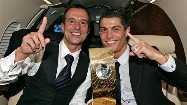 L'équipe de rêve de Jorge Mendes - http://www.actusports.fr/117298/lequipe-reve-jorge-mendes/