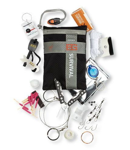 If your Dad thinks he is the next Man vs. Wild, give him Bear Grylls Survival Kit to bring on his next wilderness adventure!