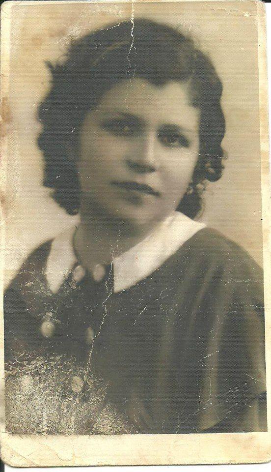 Mi abuelita Genoveva