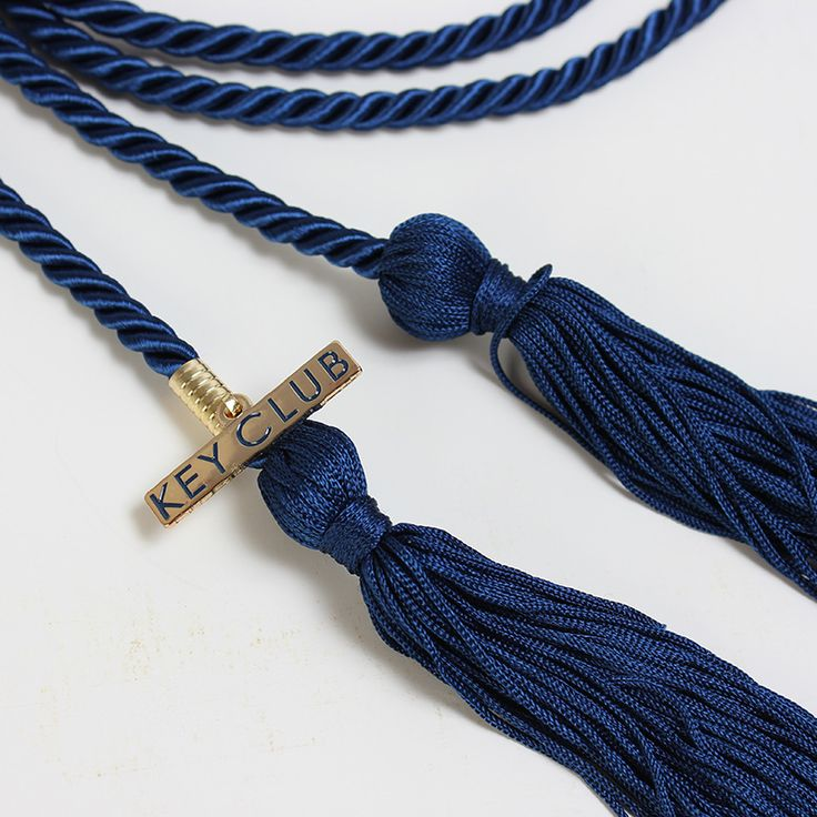 Key Club Graduation Cord Image