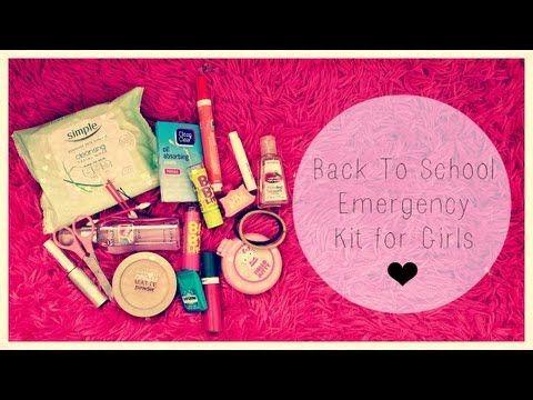 Emergancy Room Kits Diy