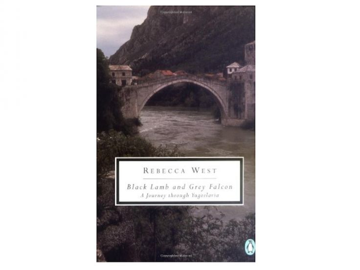 Black Lamb and Grey Falcon: A Journey Through Yugoslavia, by Rebecca West (1941, 1,181 pp.)