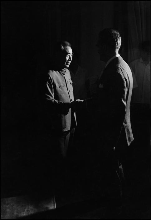 CHINA. CHOU EN-LAI. 1971.