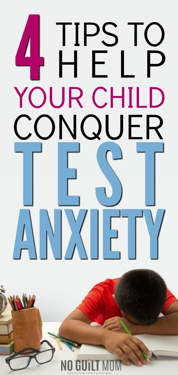 The test anxiety for state testing has gotten out of control!  I can't believe I'm dealing with this when my kid is in elementary school!  These test taking strategies are just the advice I needed as a mom to help my child - and me - conquer this stress. via @noguiltmom