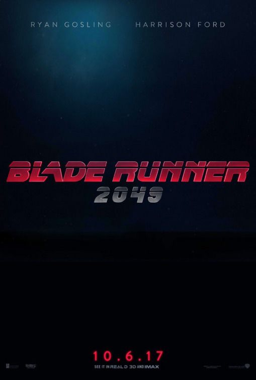 De nouveaux détails sur Blade Runner 2049 de Denis Villeneuve