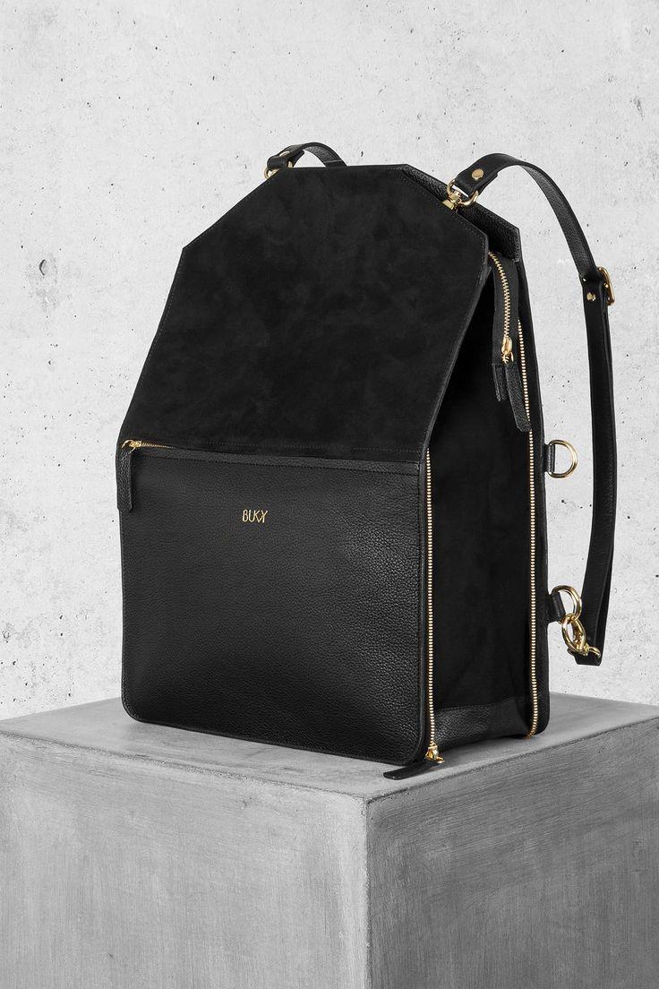 Bukvy Bag - Black