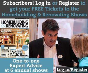 Register to Homebuilding.co.uk