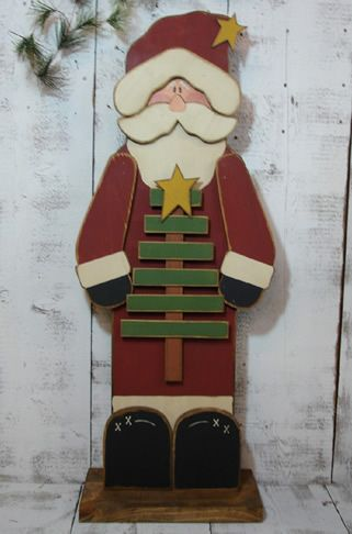 17 best images about images on pinterest primitive wood for Wooden christmas cutouts
