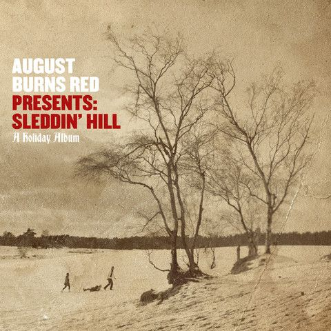 Solid State Records August Burns Red 'Sleddin Hill' | Solid State Records official storefront powered by Merchline