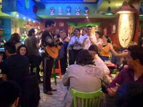 Restaurante mexicano en Madrid El chaparrito Ventura