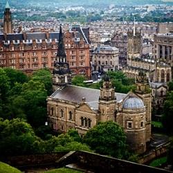 Edinburgh, Scotland - the homeland of my people!
