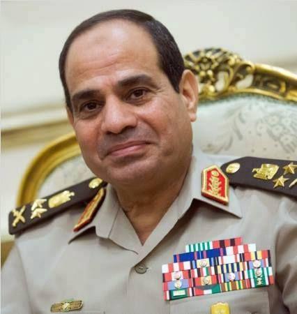الفريق اول عبد الفتاح السيسى