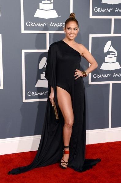 Jennifer Lopez at the 2013 Grammy Awards and many more...