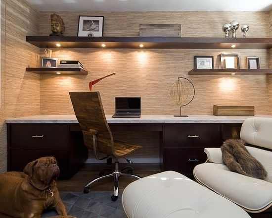 17 best images about man cave on pinterest built in desk for Man cave desk