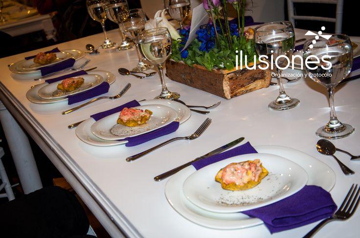 Eventos y Recepciones www.ilusionesop.com