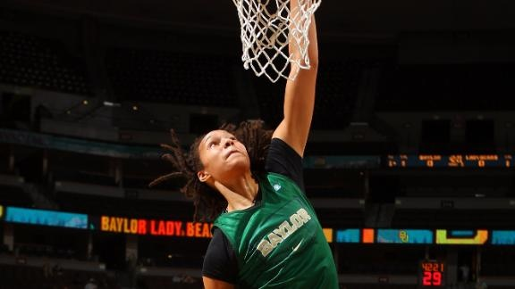 The Skywalker: Brittney Griner's stats are perfectly impressive. Her 23.2 points, 9.5 rebounds and 5.2 blocks per game as a junior propelled Baylor to an unprecedented 40--0 title run in 2012. But it's how she compiles those stats that makes the 21-year-old a once-in-a-generation talent -- her power dunks, nimble hooks and come-from-behind blocks, which had Notre Dame coach Muffet McGraw saying Griner brought elements of the men's game to the earthbound women's game.