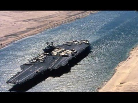 The Suez Canal Documentary - NatGeo TV - YouTube