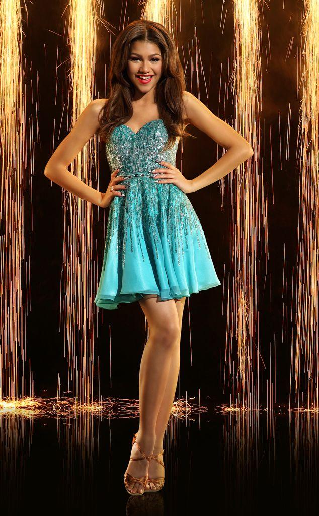 Hot Disney Actresses | Dancing With The Stars, Season 16, Zendaya Coleman