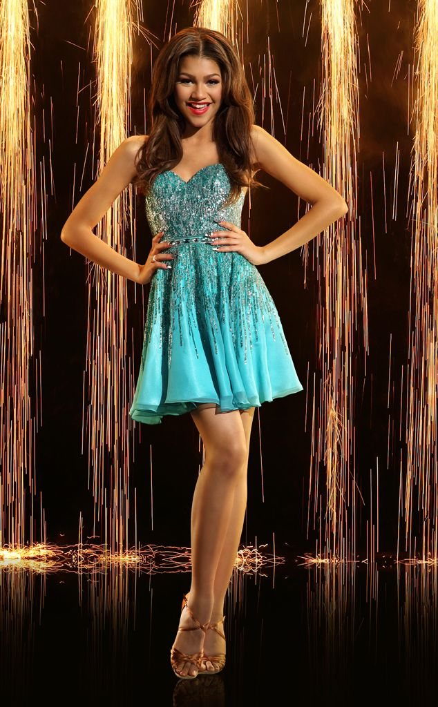 Hot Disney Actresses | Dancing With The Stars, Season 16, Zendaya Coleman
