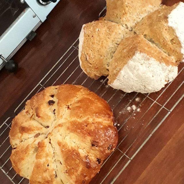 Mia perfetto pane #scone #ring #soda #bread Grazia @paul.hollywood